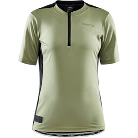 Craft Core Offroad SS Jersey Women forest/black